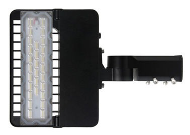Heat Insulation Led Shoebox Light , Intelligent Street Lighting 5 Years Warranty