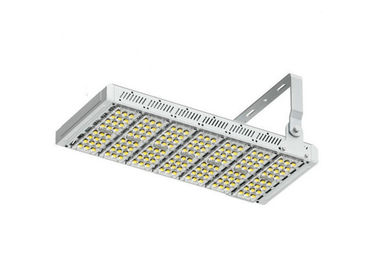 Silver 130 Lm / W LED Tunnel Light Sensitive Dimming Control CE / RoHS Approved