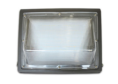 China Compact PC Cover 80 Watt Led Wall Pack Lights For Tunnel And Subway Station factory