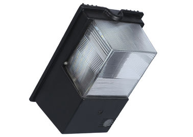 China 100-277V Led Outdoor Flood Lights Wall Pack 15W - 42W DLC Certificate distributor
