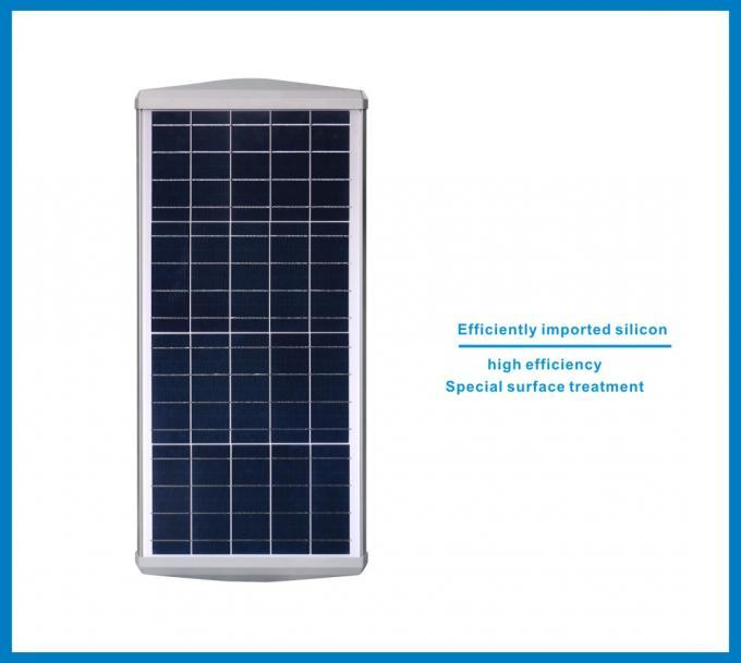 Energy Saving Solar Powered Led Lights 50000 Hours Life Time With Smart Remote Control