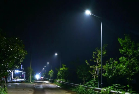 20 W 30w 75w Infrared Sensor All In One Solar Street Light Waterproof
